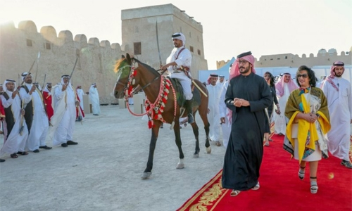Spotlight on Arabian Horse tradition