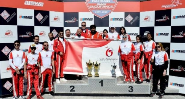 BAS Teams take double podium in 12-hour race