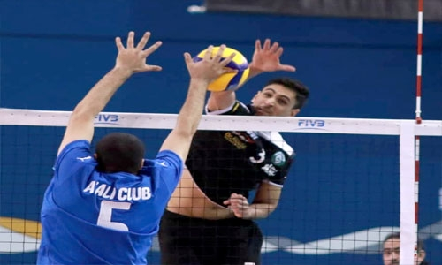 Ahli, Bani Jamra victorious in volleyball league