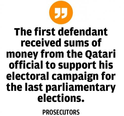 Court to announce verdict on plea in Qatar poll meddle case
