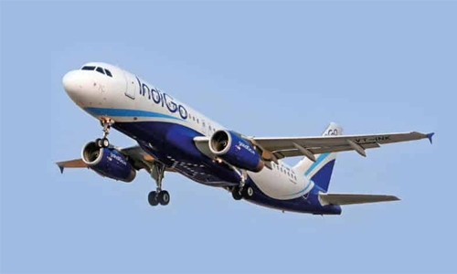 Row between founders hits shares in IndiGo parent