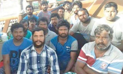 Indian fishermen detained in Iran still await release