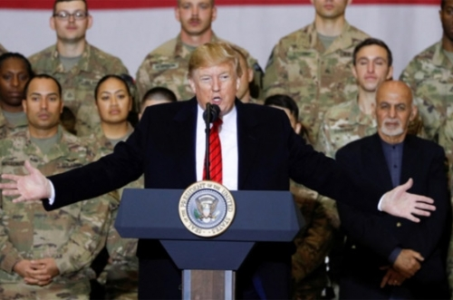 US announces plans to cut troop levels in Afghanistan, Iraq