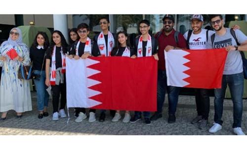 MagTag, Al Fazaa represent Bahrain in INJAZ Al- Arab, Oman