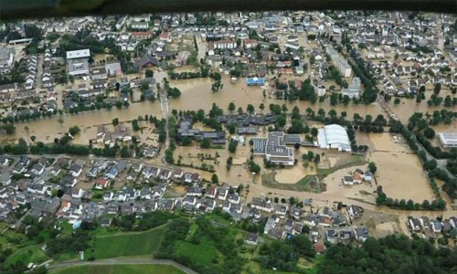Germany floods: Death toll rises 81, more than 1,000 missing