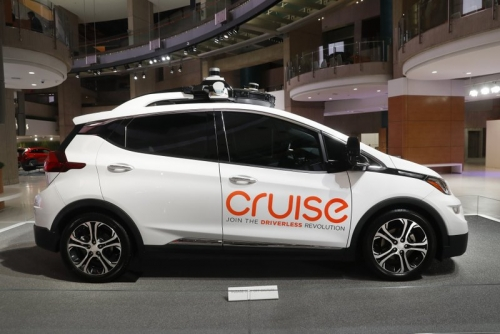 GM to run robot cars in San Francisco without human backups