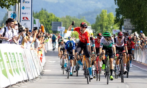 Phil Bauhaus sprints to first stage victory in Slovenia tour