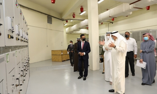 Electricity Minister praises AGU's successful energy consumption experience