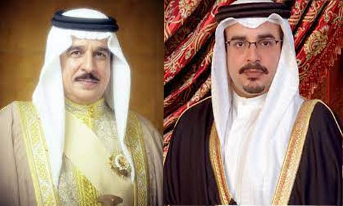 HM King, HRH CP & PM offer condolences to Germany's flood victims