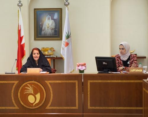 Bahraini women's poll success hailed