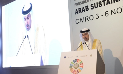 Kingdom, a pioneering model 'in achieving SDG ambitions'