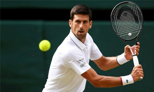 Novak Djokovic finds fitness is no match for flab in sumo workout