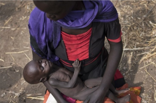 Warning of famine: UN releases $100 million to seven countries