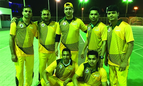 Inter Hotel cricket: Domain Hotel win