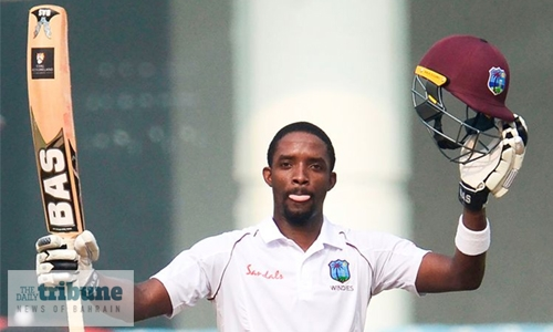 Brooks, spinners put West Indies on top