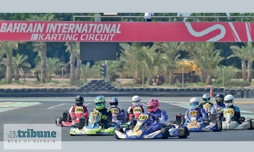 Karting sprints set for third round