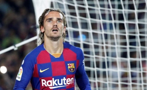 Barcelona beat Valladolid but lose Griezmann to injury