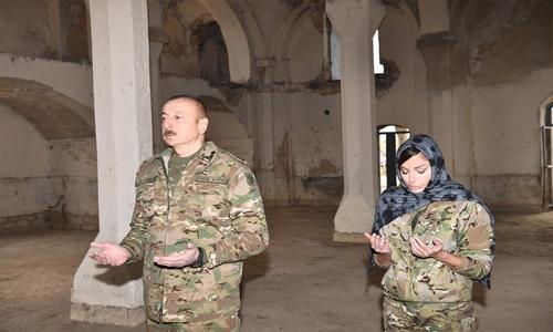 Victory of Azerbaijan in Nagorno-Karabakh War