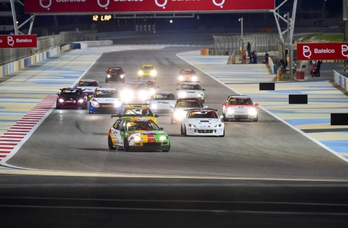 Excitement kicks off at the Bahrain International Circuit on the National Racing Day