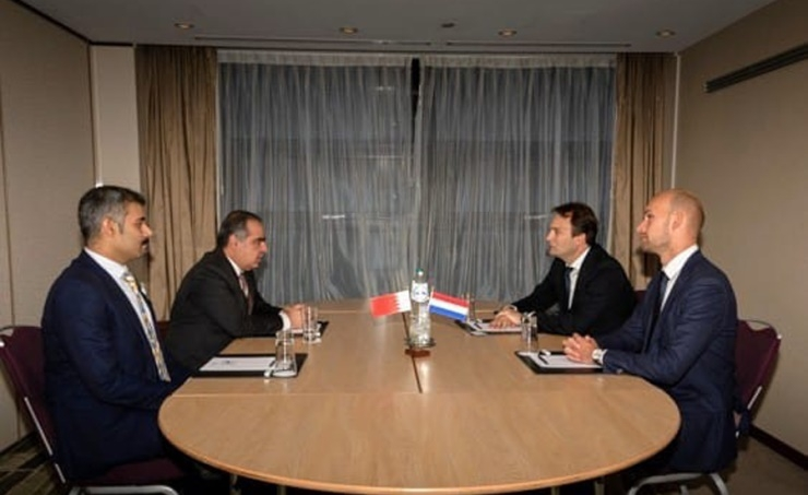 Bahraini-Dutch relations discussed
