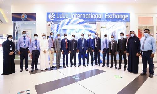 LuLu Exchange opens 14th branch in Ramli Mall