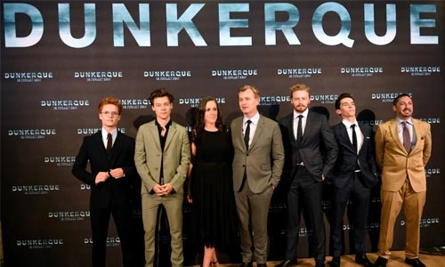 Nolan got personal to summon his miracle of 'Dunkirk'