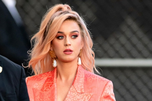 Katy Perry: 'Pregnancy has affected my voice'