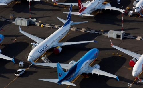 Boeing 737 MAX cancellations rise, deliveries drop as crises drag on