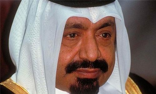 Sheikh Khalifa bin Hamad Al-Thani dead at 84