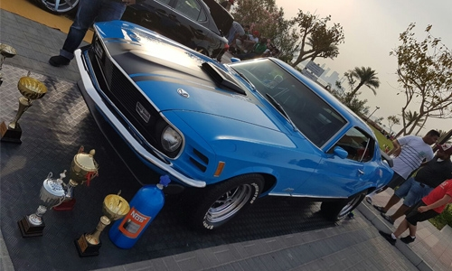 Dallah Car Show : Fuelling the nation's passion