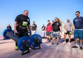 Qualifiers of Strongest GCC Man held in Kuwait