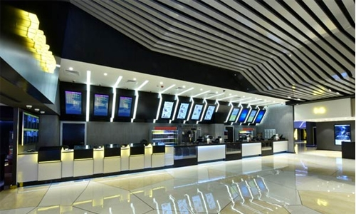 BD2.6 million, 10-screen cineplex opens in Juffair