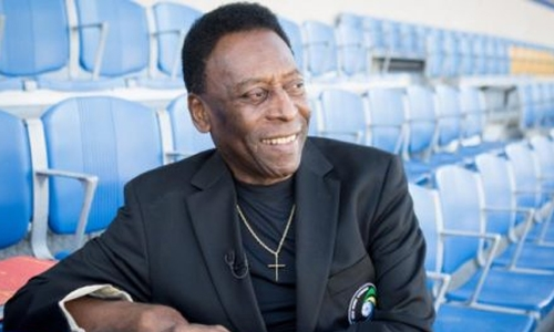 Pele ready to leave ICU after successful surgery, daughter says