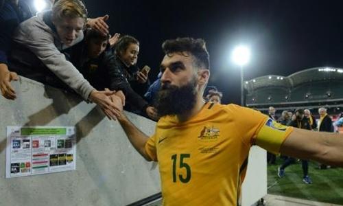 Australia captain Jedinak out of World Cup showdowns