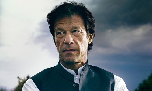 PM Khan vows to steady Pakistan as bailout looms