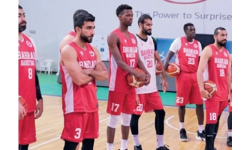 Bahrain step up preparations for Gulf basketball
