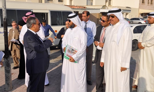 Ministry to take over ownership of open spaces in Bahrain