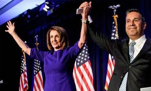 Democrats seize US House