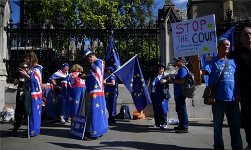 UK PM claims progress in Brexit talks