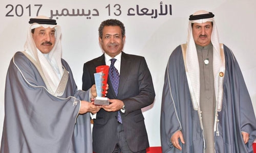 BAC receives Occupational Health and Safety Award