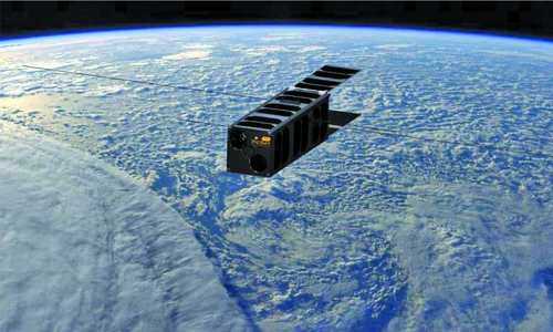 Champagne box-sized satellite to probe distant planet