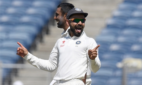 Bad-tempered India, Australia Tests set for showdown