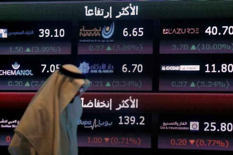 IMF warning, oil weigh on Gulf