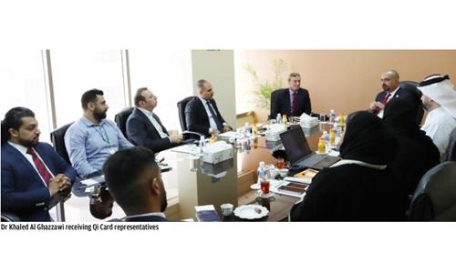 Ebdaa Bank set for Microfinance Cooperation with Qi Card
