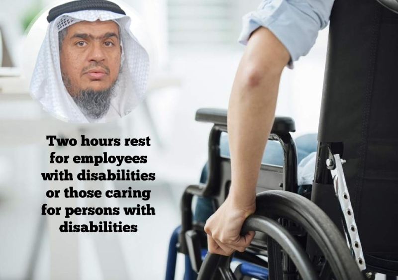 Two-hour rest for differently abled: CSB