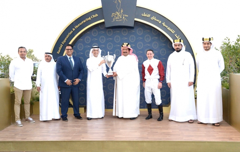 Desert Lion clinches ASRY Cup