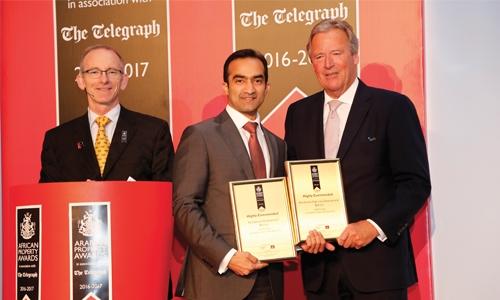 Dadabhai Group wins regional acclaim