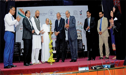 Indian School Bahrain celebrates Urdu Day