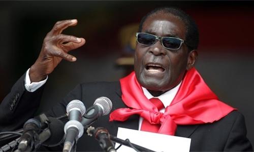 Mugabe dies aged 95