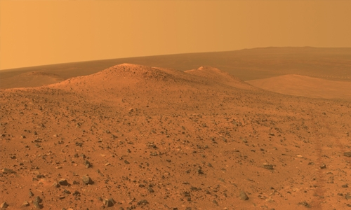 Mars long ago was wet. You may be surprised where the water went